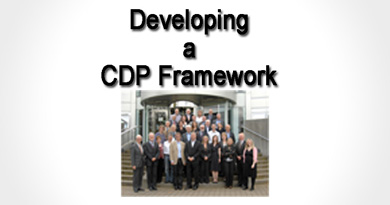 Developing a cdp framework small